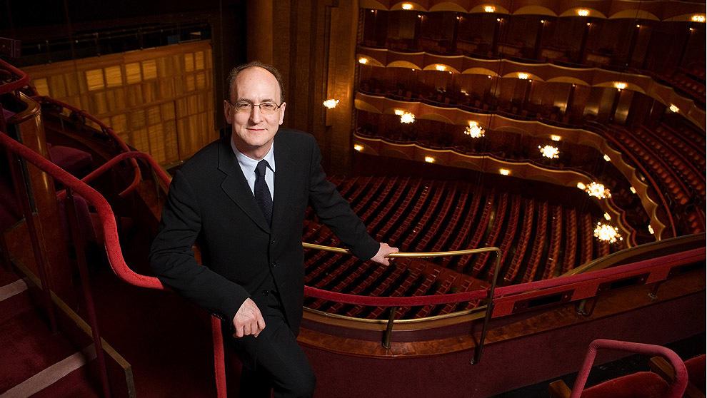Peter Gelb, director de la Metropolitan Opera House de Nueva York, 63...