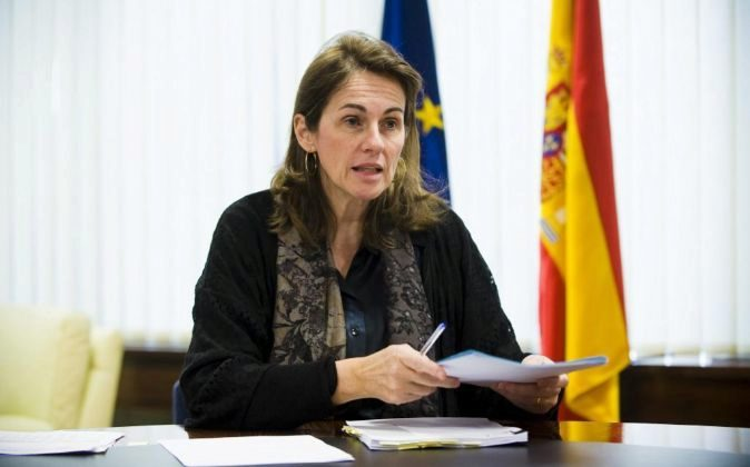 Directora general de seguros, Flavia Rodríguez Ponga