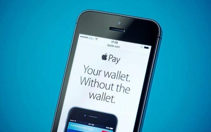 Sistema Apple Pay.