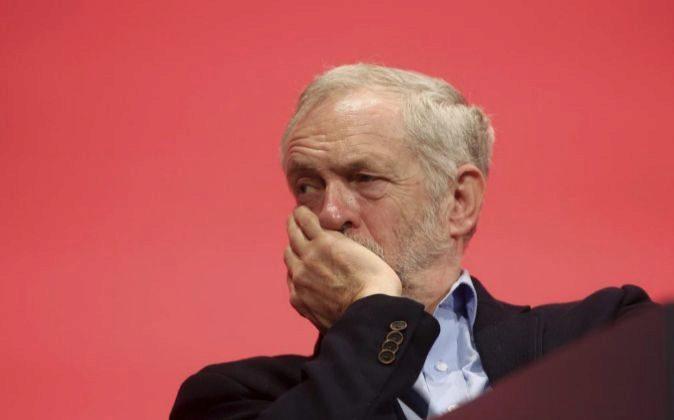 Jeremy Corbyn, en una imagen de archivo.