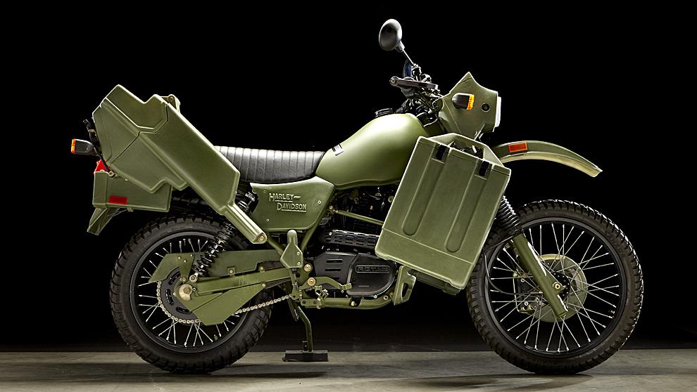 Harley-Davidson solo hizo 355 unidades en 1999  y 115 en 2000 de la...
