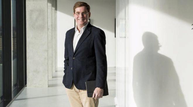 Gonzalo Rodríguez. responsable Transformación Digital BBVA