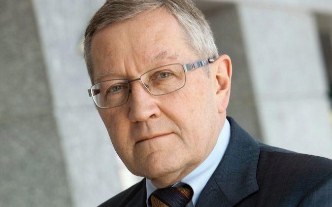 Klaus Regling, director general del MEDE