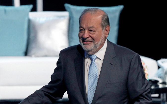 El empresario mexicano Carlos Slim, en una imagen de archivo.