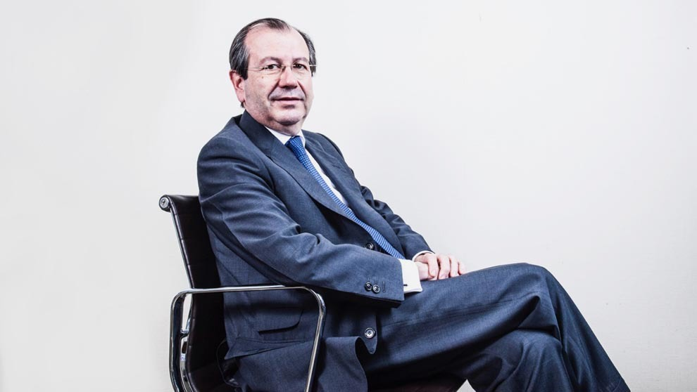 Fernando Vives, 53 años, reelegido presidente ejecutivo de Garrigues.