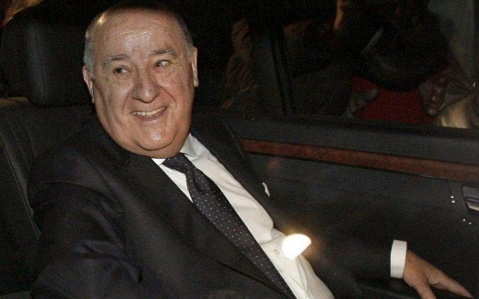 Amancio Ortega, la mayor fortuna española según la lista elaborada...