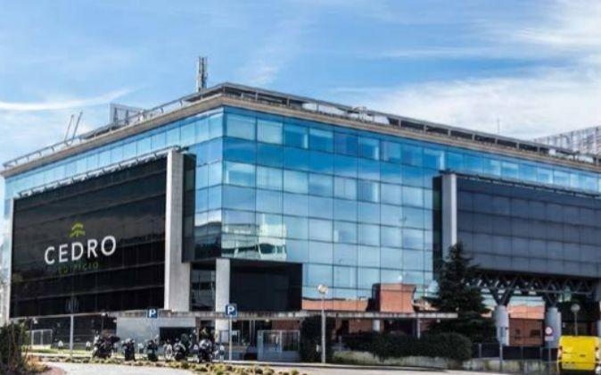 El edificio Cedro comprado por Axiare Patrimonio por 43,5 millones.