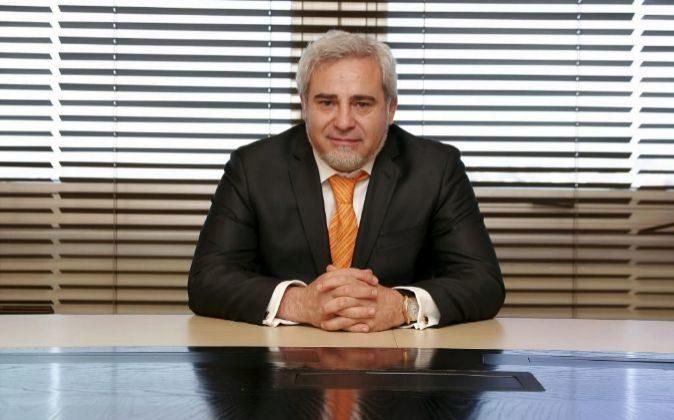 Félix Abánades, presidente de Quabit Inmobiliaria.