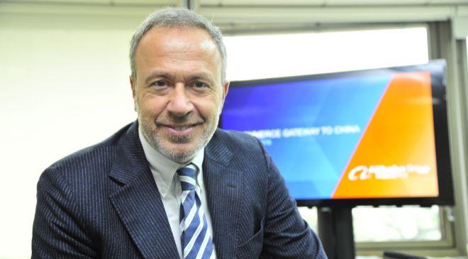 Ernesto Caccavale, director de Desarrollo de Negocio de Albibaba...