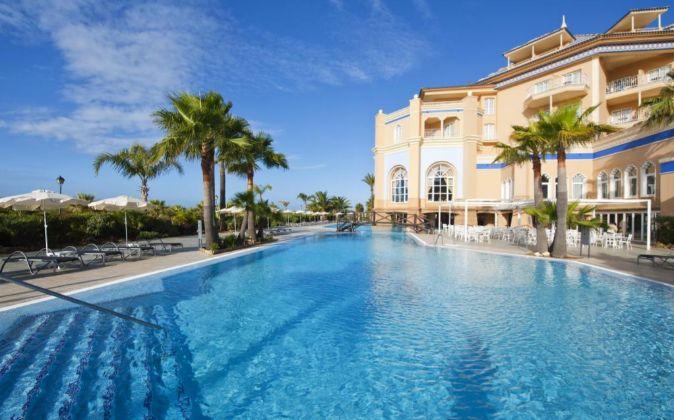 Imagen del hotel Meliá Atlántico Isla Canela, en Ayamonte (Huelva).
