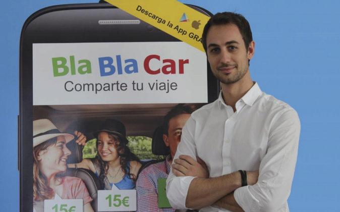 Jaime Rodríguez, director de BlaBlaCar en España y Portugal.