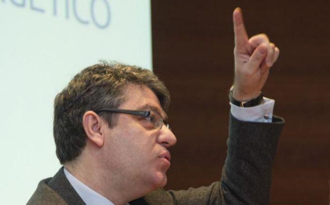 El ministro de Energía, Álvaro Nadal .