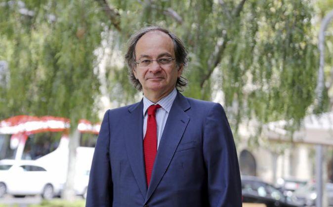 Pere Viñolas, consejero delegado de Colonial.