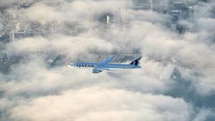 El vuelo cruzará cinco países y diez husos horarios.