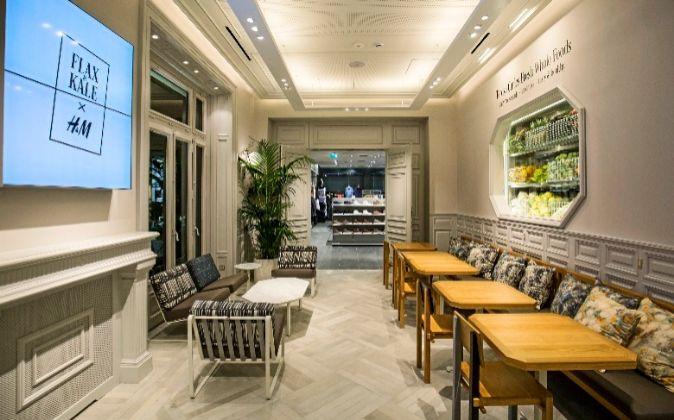 El viernes abrió en Barcelona la 'flagship' de H&M en...