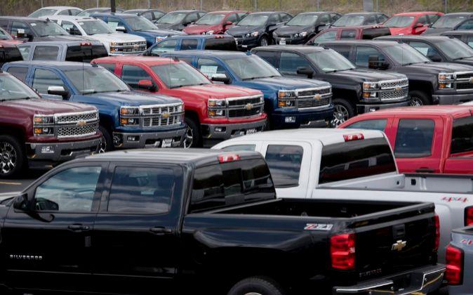 Vehículos de la marca Chevrolet