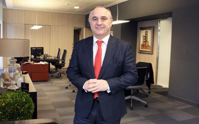 Juan Ignacio Zafra Becerra, director Territorial de Andalucía...