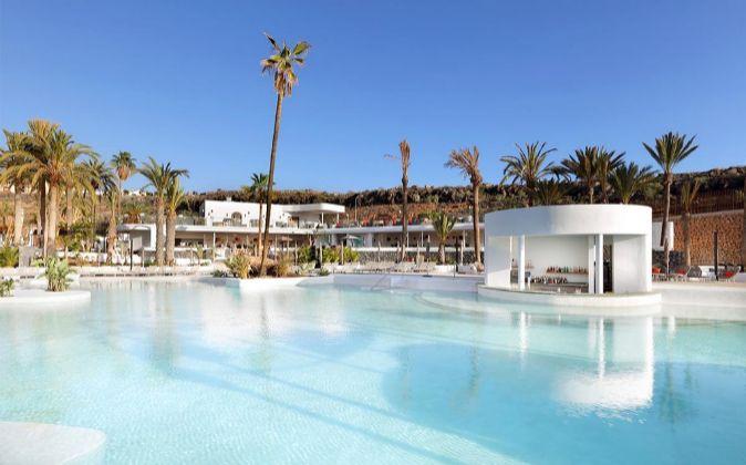 Hotel Hard Rock de Tenerife.