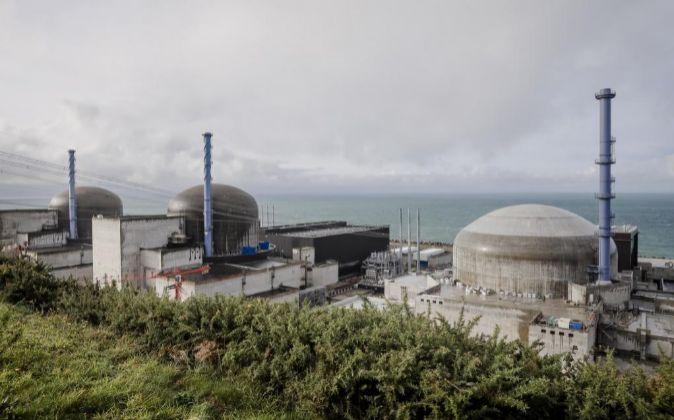 Central nuclear de Flamanville, de EDF.