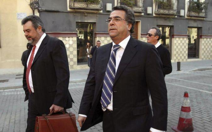 El empresario Enrique Ortiz.