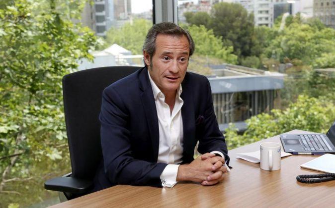 Ramón Betolaza, socio director de Black Toro Capital.