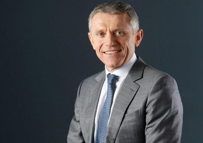 Francisco Pérez Botello, presidente de Volkswagen Group España...