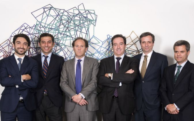 Equipo de Alantra Private Equity.