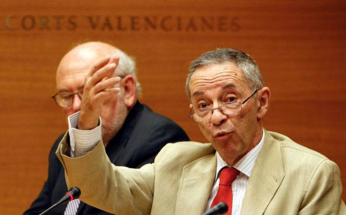 El expresidente de la CNMV Julio Segura.