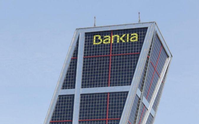 Sede de Bankia.