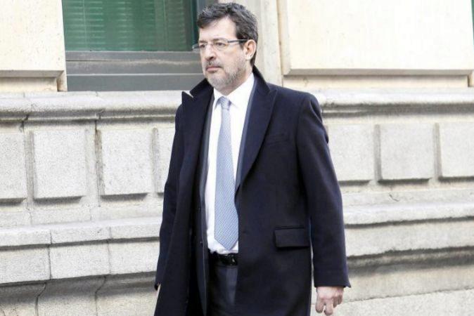 Fernando Andreu, juez instructor del caso Bankia.