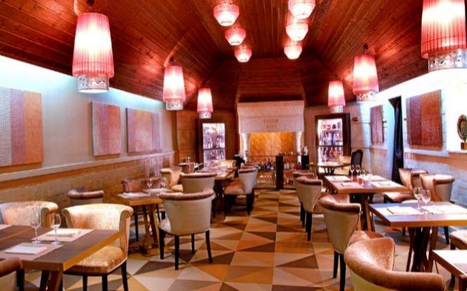 Imagen del actual 'lounge' de Coque.