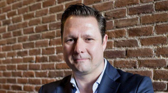 Dirk Ahlborn, consejero delegado de Hyperloop Transportation...