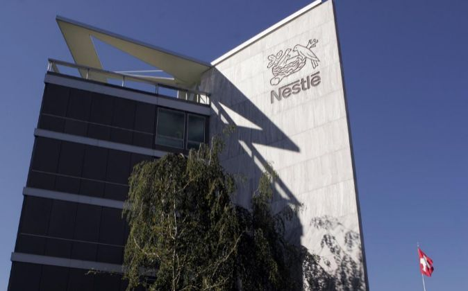 Sede de Nestlé en Suiza.