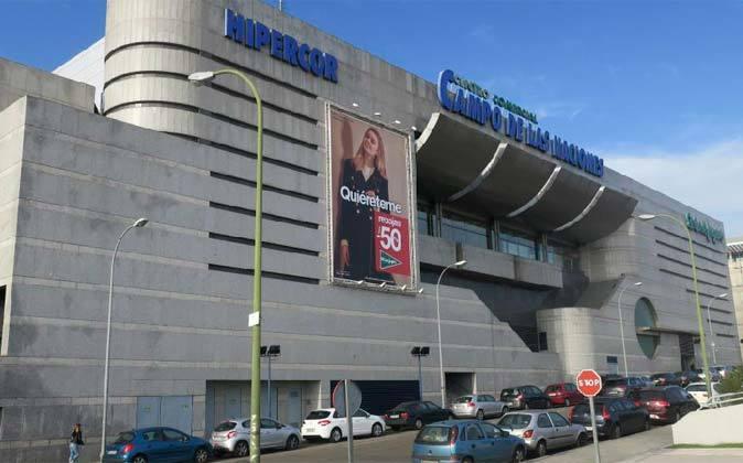Imagen de archivo del Hipercor de Campo de las Naciones, en Madrid.