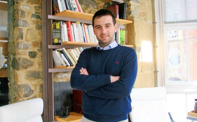 El ingeniero Sergio González define la biomimética como una técnica...