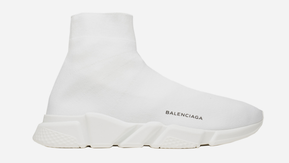 Balenciaga lanza Speed Trainer, la zapatilla-calcetín que arrasa ...