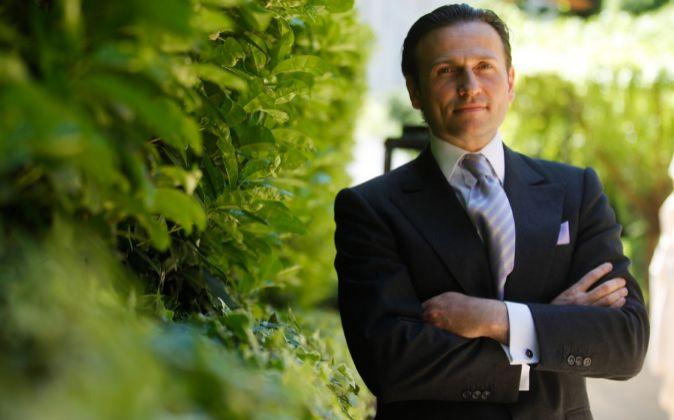 David Hatchwell, presidente de Excem.