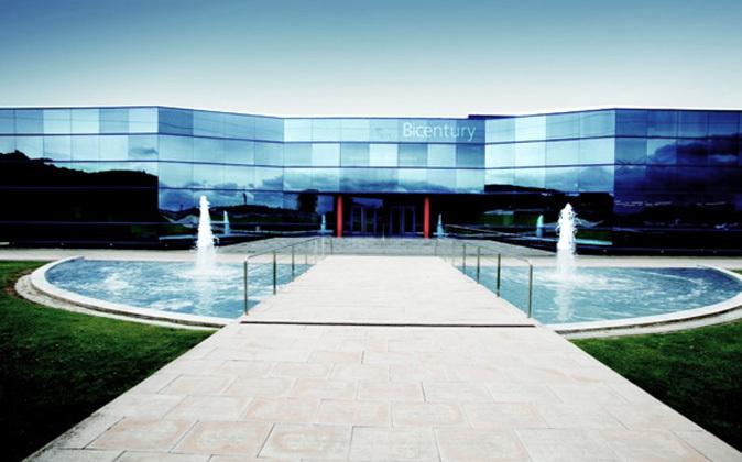 La planta de Bicentury en Quart (Gironès) aporta al grupo de...