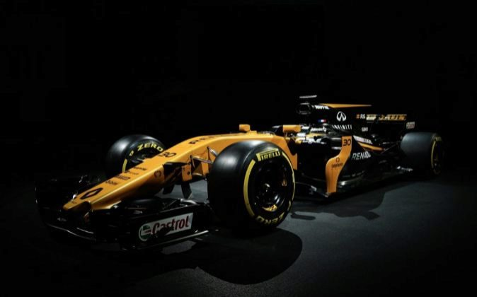 Renault RS17.