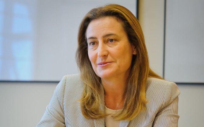 Cristina Henríquez de Luna, presidenta de GSK España.