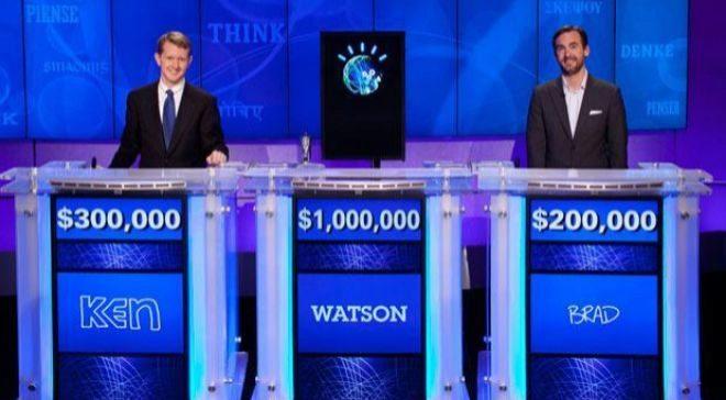 IBM Watson bebe de la fama alcanzada por esta marca después de que el...