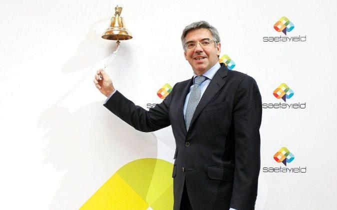 José Luis Martínez Dalmau, presidente de Saeta Yield