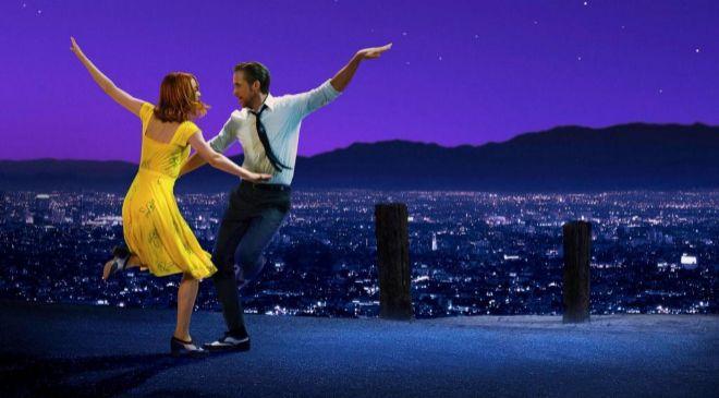 Escena de la película 'La La Land'