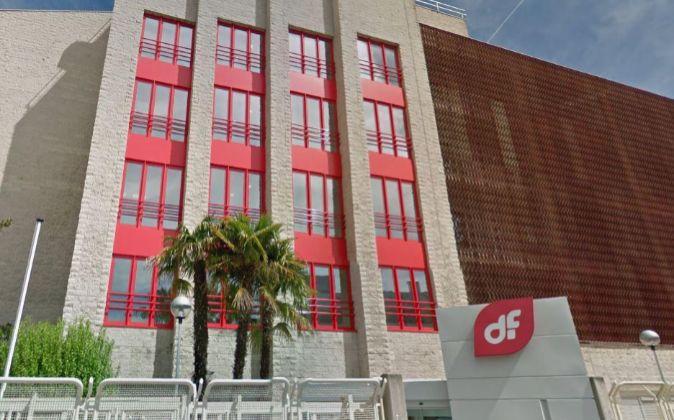 Edificio de Duro Felguera.