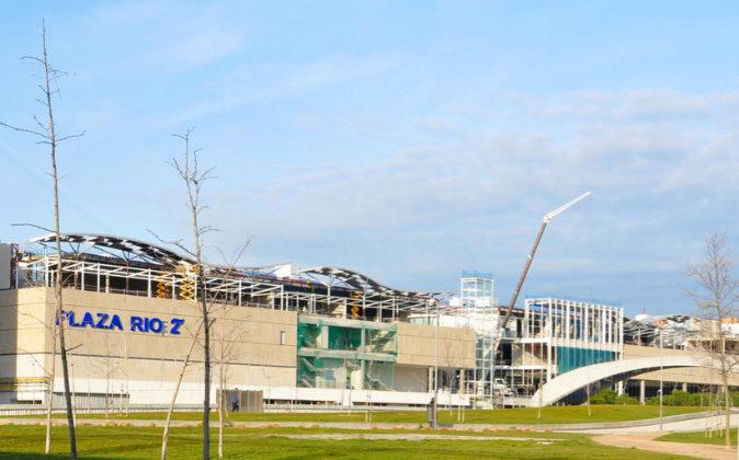03638760b532 El Grupo LSG abrirá el centro comercial Plaza Río 2 en octubre