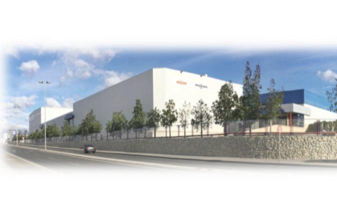 Fábrica de Helados Alacant.