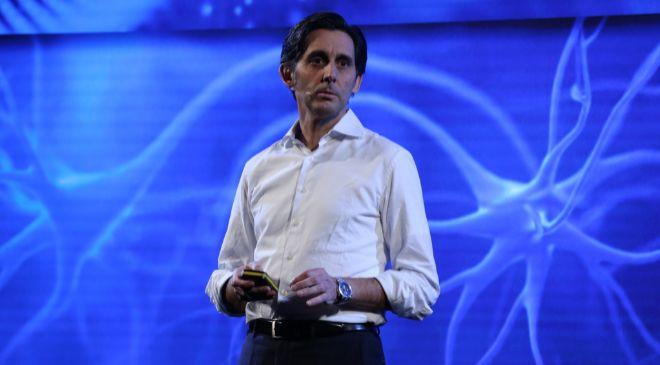 El presidente de Telefónica José María Álvarez Pallete.