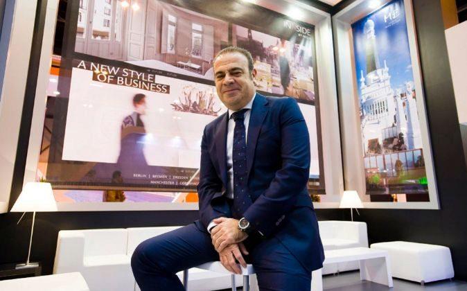 Gabriel Escarrer Jaume, vicepresidente y CEO de Meliá