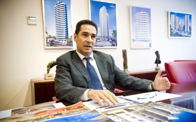 JUAN ANTONIO GOMEZ PINTADO, PRESIDENTE DE VIA CELERE