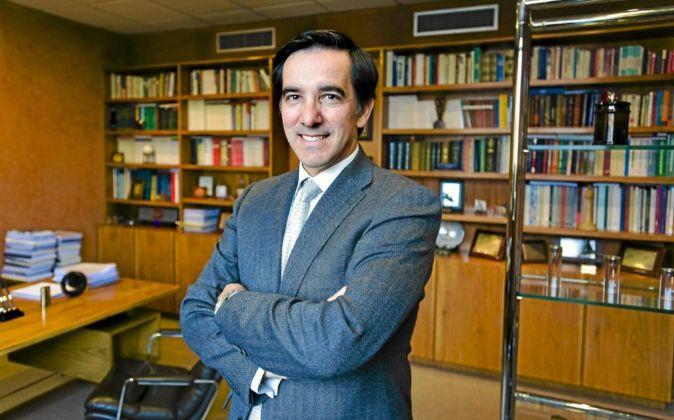 Ángel Martínez Aldama, presidente de Inverco.